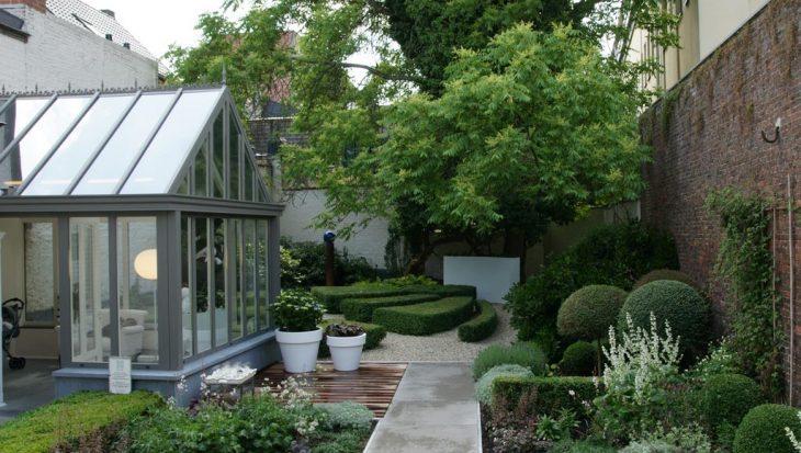 Groene oase in de stad: verrassende kijktuin