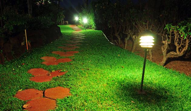 15 tips voor tuinverlichting