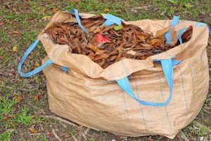Bladcompost maken