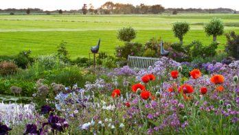 25 & 26 mei: Gulle lentedagen tuin Ton ter Linden en Gert Tabak