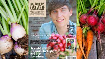 Nieuw magazine De Tuin op Tafel