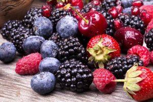 Invriezen fruit en groenten