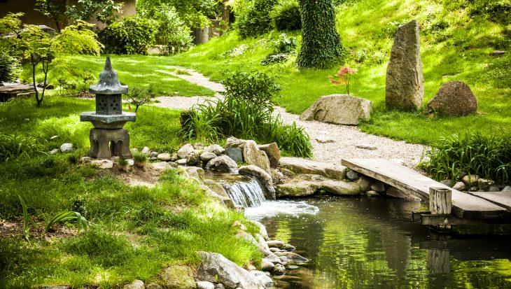 Zo maak je een Japanse tuin