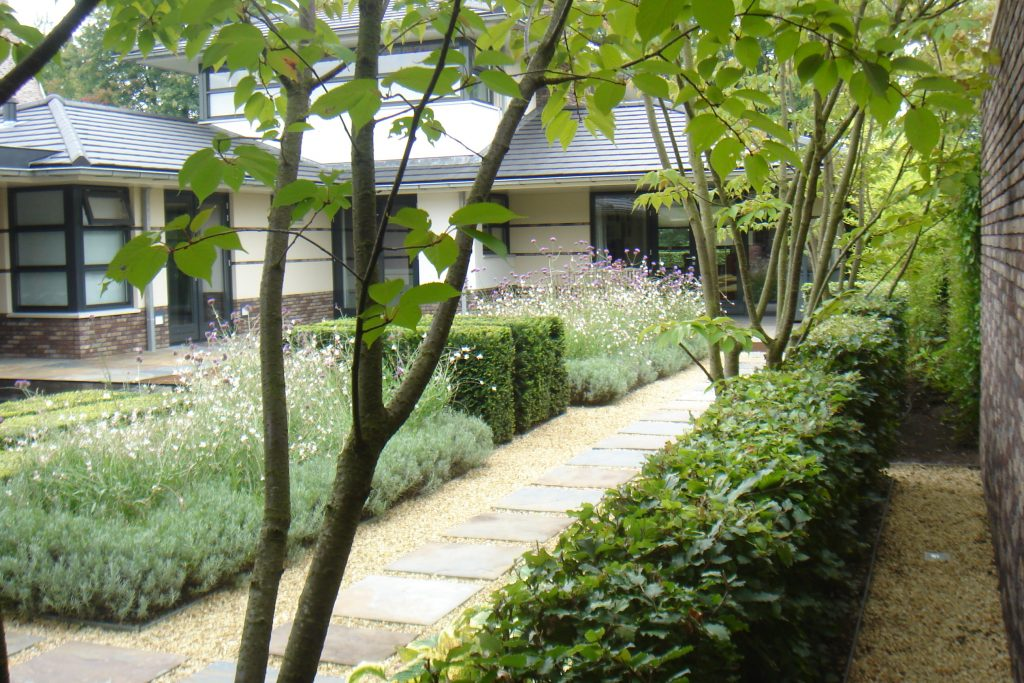 Tuin voor tuinwedstrijde 014