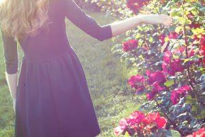 rozen genieten