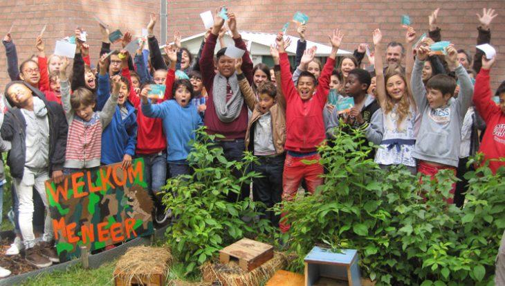 Vier Vlaamse scholen vallen in de prijzen