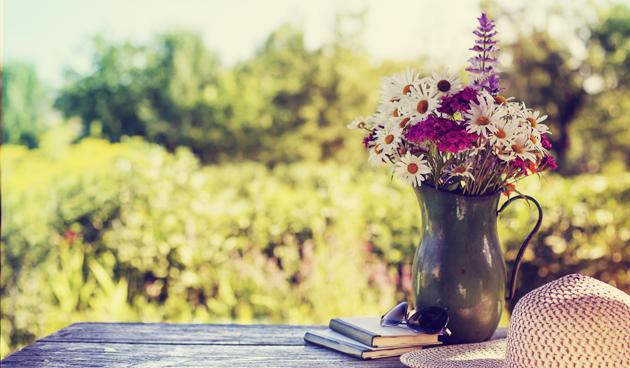 Maak je tuin klaar voor vakantie!