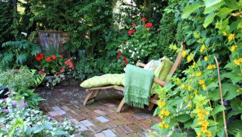 8 tips voor een kleine tuin