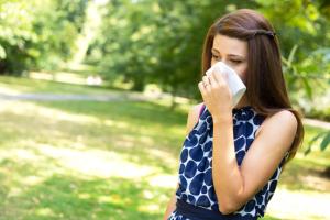 tuinieren zonder niesbuien