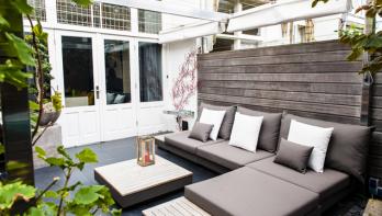 Transformatie kleine tuin - Aleid Westenberg