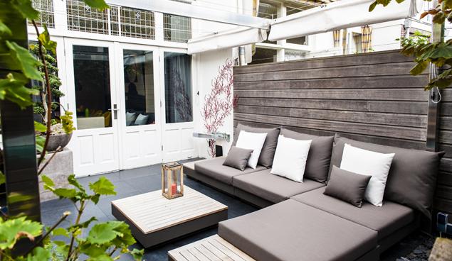 Transformatie kleine tuin – Aleid Westenberg