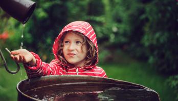 Wateroverlast in je tuin voorkomen