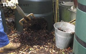 Zelf compost maken