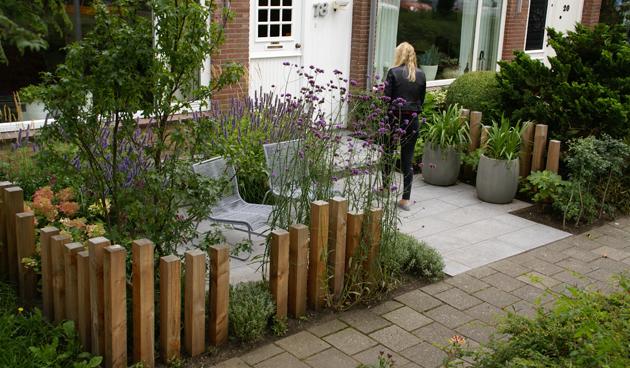 Praktische voortuin – Antoon Gouw Tuinen