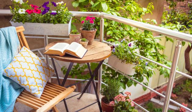 5 tips voor balkon en dakterras