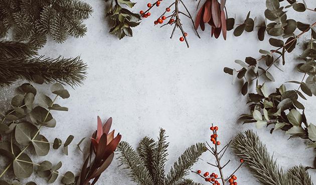Inspiratie voor (kerst)decoraties!