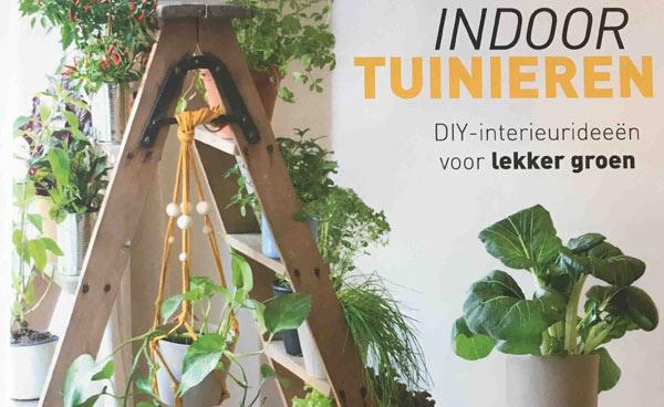 Win het boek Indoor Tuinieren