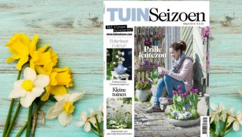 Tuinseizoen maart 2018 nu in de winkel!