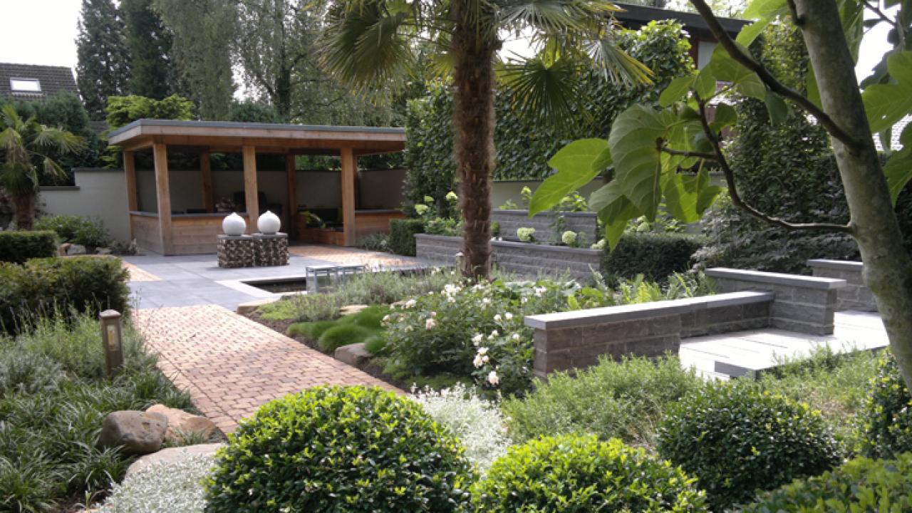 Beste Mediterrane tuin - Tuinseizoen GZ-55