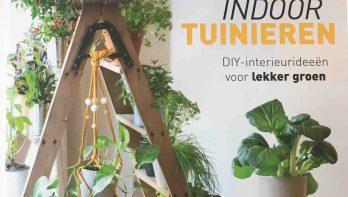 Win: Het boek Indoor Tuinieren