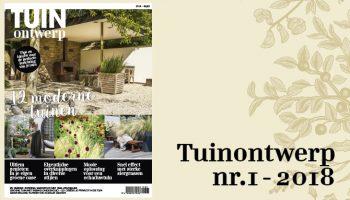 Tuinontwerp 1 - 2018