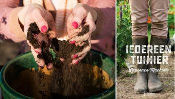 Doe mee en win het boek Iedereen tuinier van Laurence Machiels