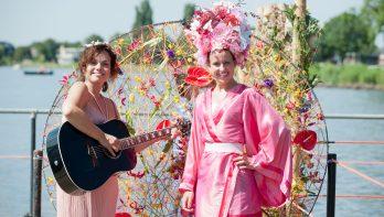 Doe mee en win 2 x gratis toegang Aalsmeer Flower Festival