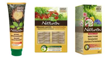 Puzzel: maak kans op Naturen meststoffen en tuinverzorgingsproducten