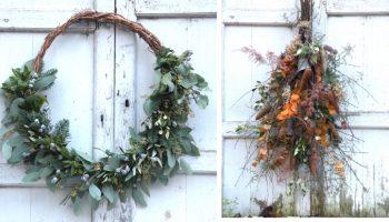 Kerstdecoraties maken
