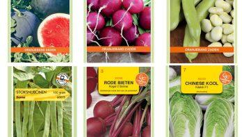 Puzzel maart: maak kans op een smakelijk zadenpakket van DeZaden.nl