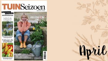 Tuinseizoen april 2019