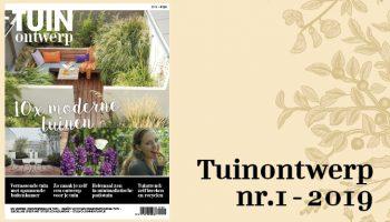 Tuinontwerp 1- 2019