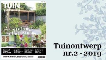 Tuinontwerp 2019