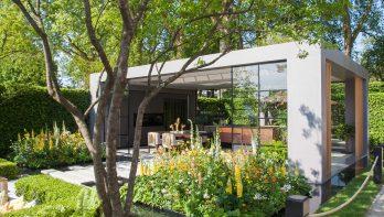 Eigentijdse eco-daktuin - Chelsea Flower Show