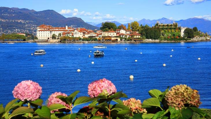 In het najaar 8 dagen genieten aan de Italiaanse Meren