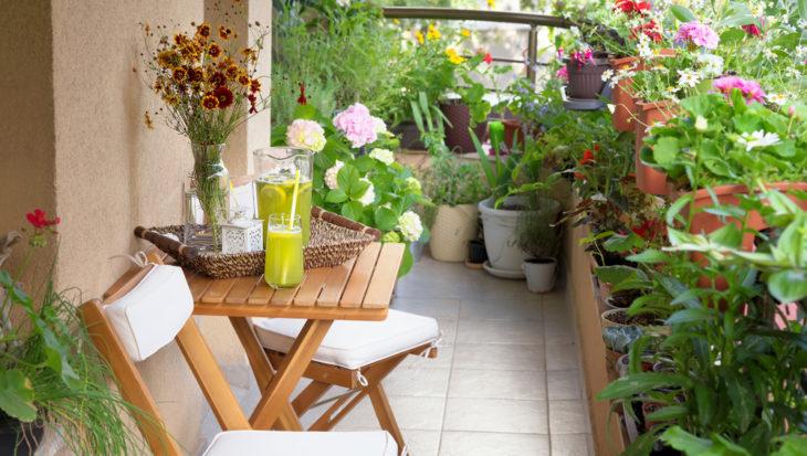 Maak je tuin gezellig en vier Pasen buiten