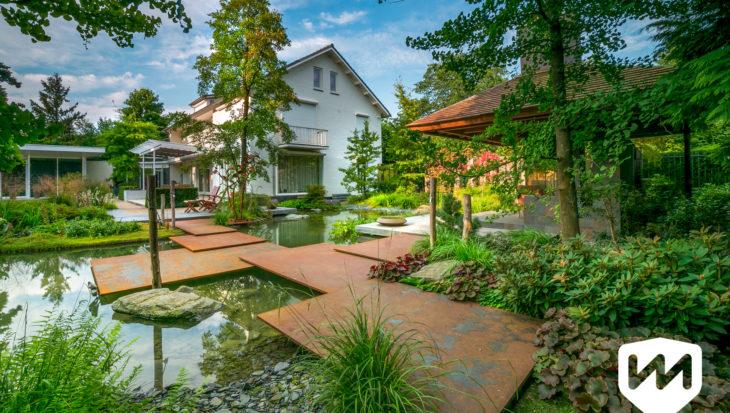 Exclusieve Japanse watertuin – Noël van Mierlo