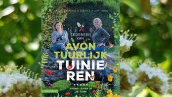 Win: Boek 'Avontuurlijk Tuinieren'