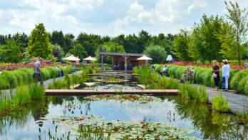 Puzzel augustus: win gratis entree voor De Tuinen van Appeltern