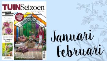 Tuinseizoen januari 2020