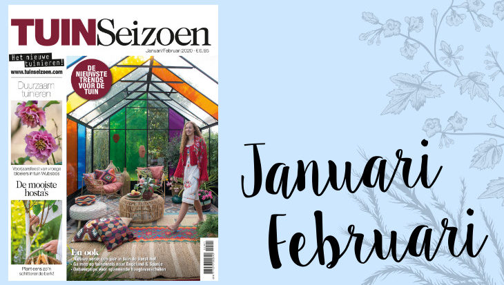 Tuinseizoen januari-februari 2020