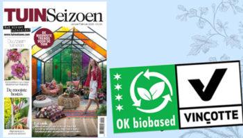 Tuinseizoen magazine suikerriet folie