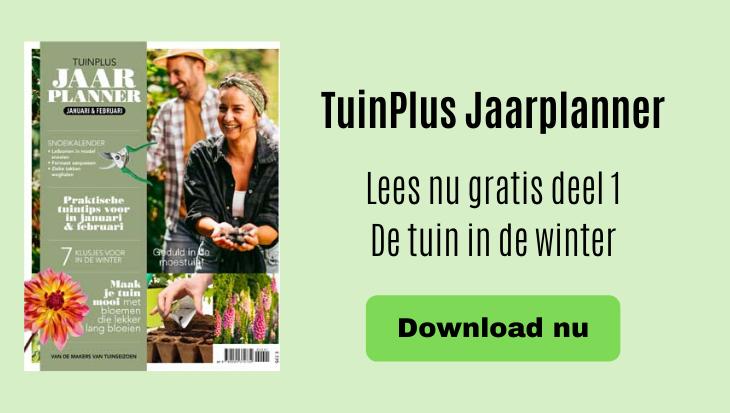 TuinPlus jaarplanner winter februari-maart download