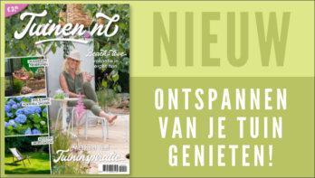 Je tuin herontdekken met het magazine Tuinen.nl