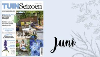 Tuinseizoen juni