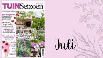 Tuinseizoen juli 2020