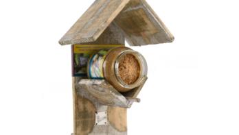 Puzzel november-december 2020: win 12x Buzzy Bird vogelvoerpakket van Dezaden.nl
