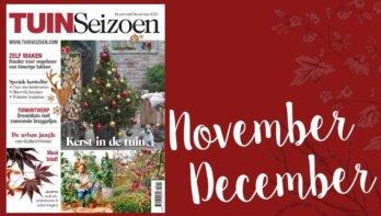 Tuinseizoen november-december 2020