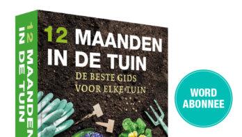 10 nummers Tuinseizoen + gratis gids 12 maanden in de tuin