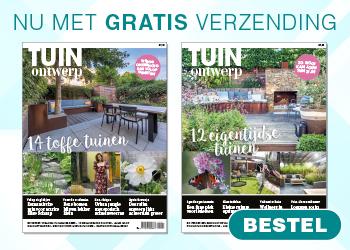 Tuinontwerp magazine